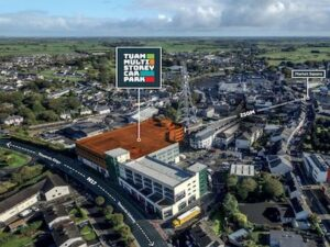 Marked Aerial Tuam MSCP